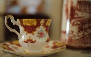 One of my teacups